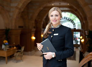 Internships - Les Roches School of Hotel Management