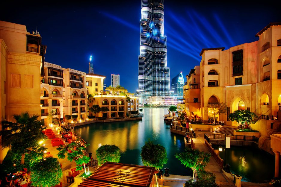 Dubai - Travel and Tourism Sector Les Roches Switzerland