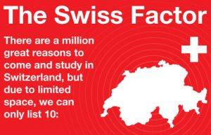 The Swiss Factor
