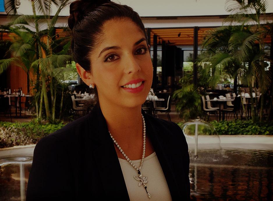Marta Lopez - Hotel Management Graduate - Spain