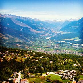 Les Roches Summer Program : Bluche/Switzerland