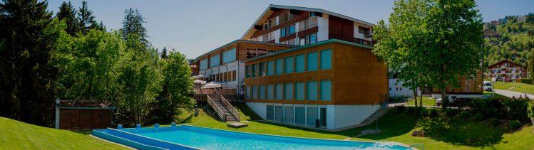 Les Roches campus - Bluche, Switzerland